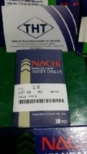 Mũi khoan Nachi D3.0