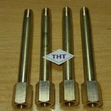 Ống nối đồng làm mát JWT 1/4-L100